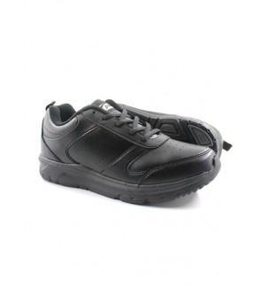 Pallas School Shoe Jazz Lo Cut Shoe Lace 306-0193