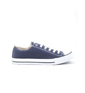 Pallas Jazz Star Lo Cut Shoes Lace 407-196 Navy Blue