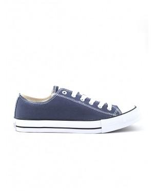Jazz Star Lo Cut Shoe Lace 407-196 Navy Blue