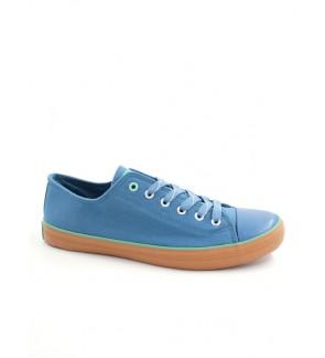 Pallas Jazz Star Lo Cut Shoes Lace 407-0323 Blue