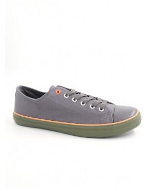 Pallas Jazz Star Lo Cut Shoes Lace 407-0323 Grey