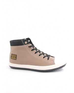 Pallas Jazz Star Hi Cut Shoes Lace JS07-0156 Khaki