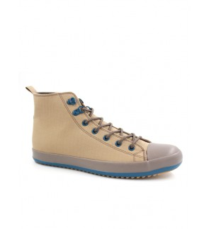 Pallas Jazz Star Hi Cut Shoe Lace JS07-0157 Light Brown