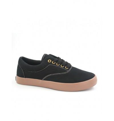 Jazz Star Lo Cut Shoe Lace 407-0324 Black