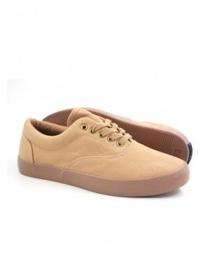 Jazz Star Lo Cut Shoe Lace 407-0324 Light Brown