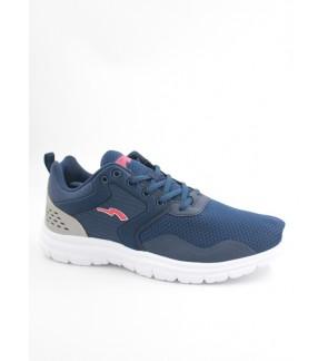 Pallas Stanz Lo Cut Shoes Lace 847-085 Navy Blue