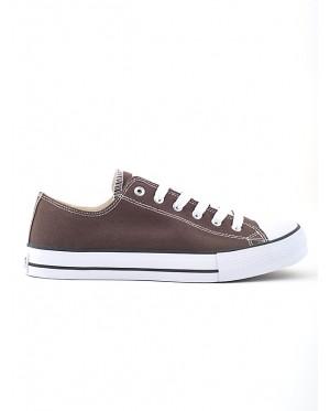 Pallas Jazz Star Lo Cut Shoes Lace 407-196 Brown