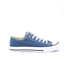 Pallas Jazz Star Lo Cut Shoes Lace 407-196 Blue