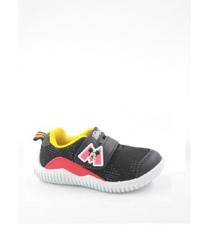 Pallas x Mickey Slip On MK22-042 Black