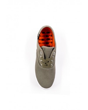 Pallas Jazz Star Lo Cut Shoes Lace 405-032 Khaki