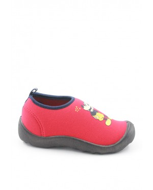 Pallas x Mickey Slip On MK21-042 Red