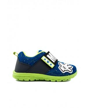 Pallas x Mickey Slip On MK22-041 Blue