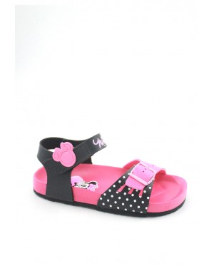 Pallas x Minnie Sandal MK63-037 Raspberry