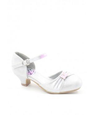 Pallas x Minnie Dress Shoes MK74-026 Silver