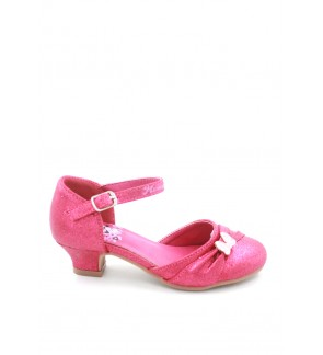 Pallas x Minnie Dress Shoes MK74-026 Raspberry