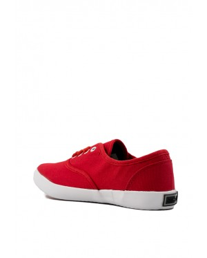 Pallas Jazz Star Lo Cut Shoes Lace 405-032 Red