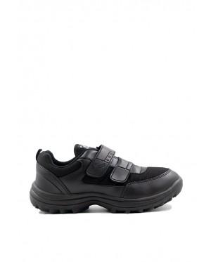 Pallas School Shoe Jazz Double Velcro Straps 306-0199