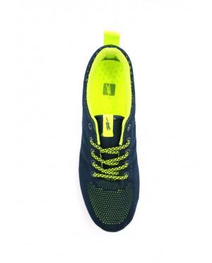 Pallas Jazz Lo Cut Shoe Lace 407-0328 Navy Blue