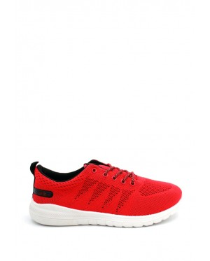 Pallas Jazz Lo Cut Shoe Lace 407-0328 Red