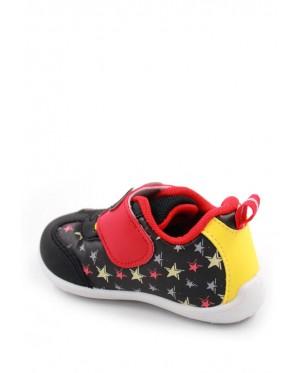 Pallas x Mickey Casual Shoes MK01-021 Black