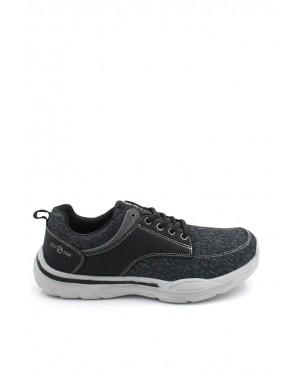 Jazz Star Lo Cut Shoe Lace JS07-0158 Black